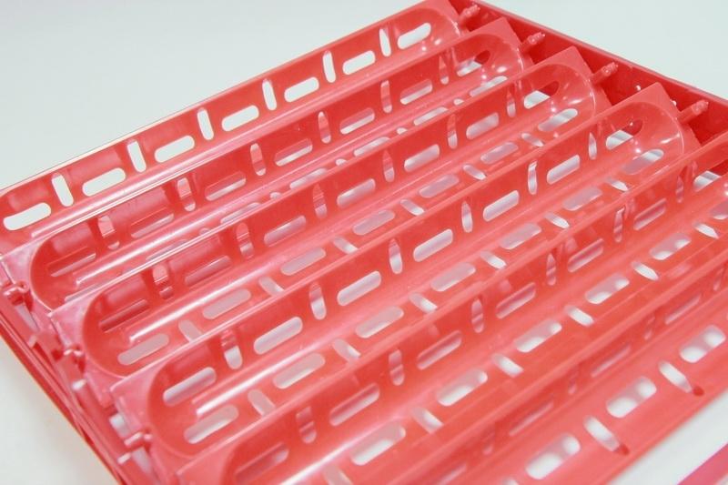 Лоток для инкубатора ЛТ3 (красный для водоплавающих)