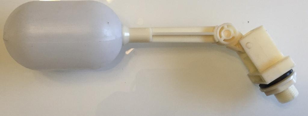 Поплавковый клапан для подачи воды