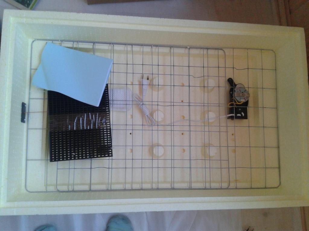 инструкция к инкубатору на 100 яиц